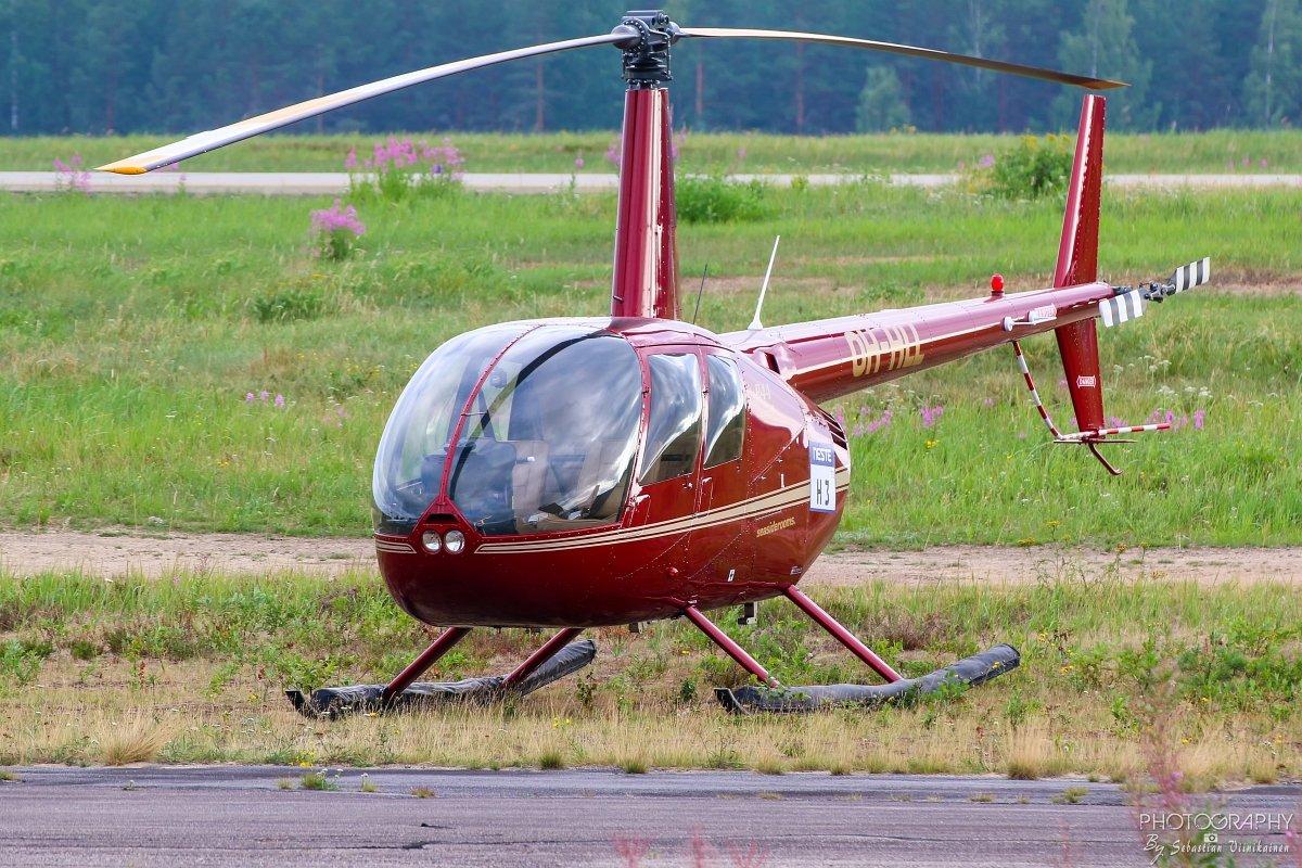 OH-HLL Robinson R44 Clipper II