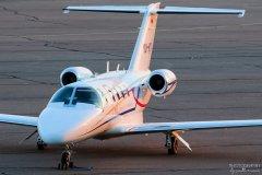 YU-MTU Cessna 525 CitationJet 1