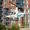 OH-HFB HF Helicopters Robinson R44