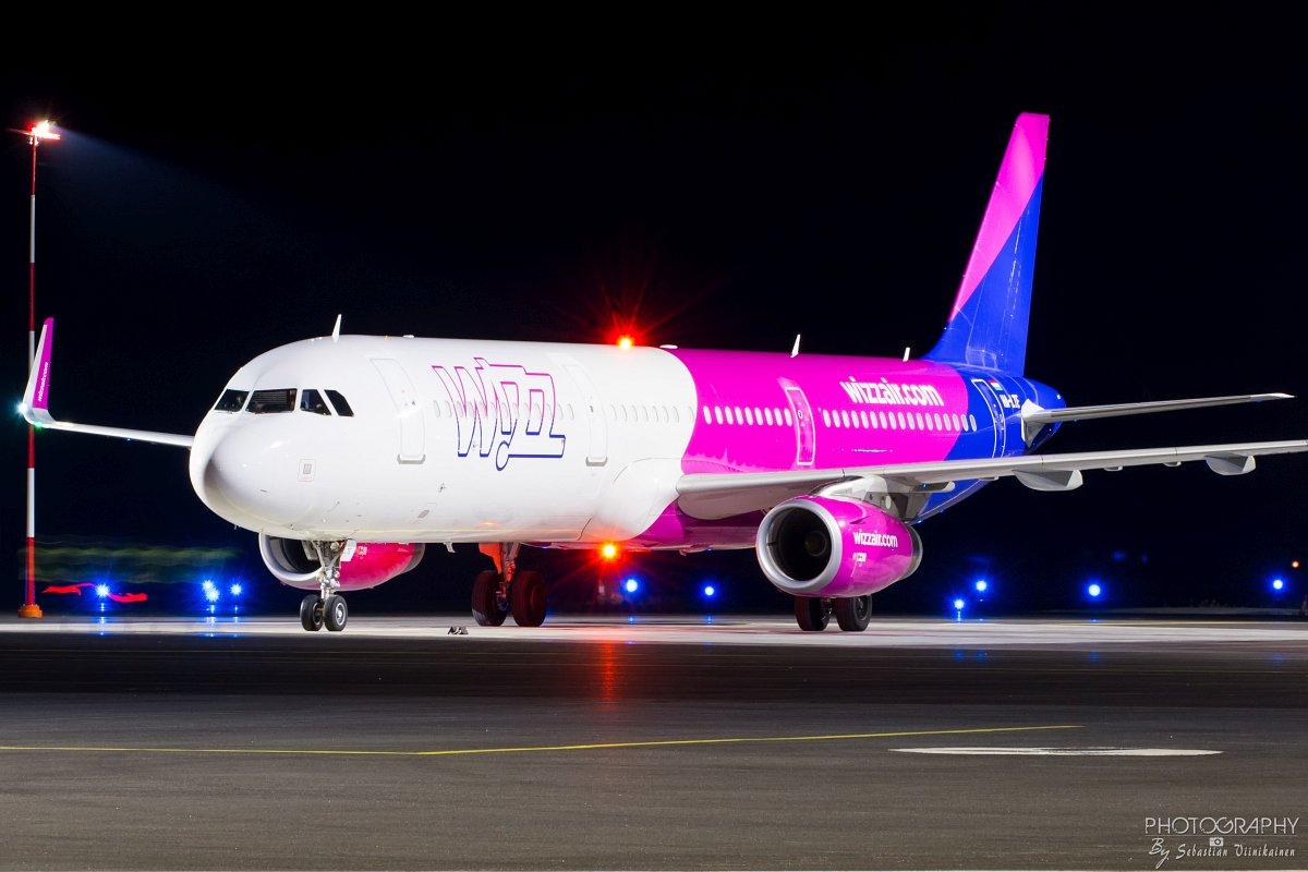 HA-LTE Wizz Air A321-200, 08.09.2018