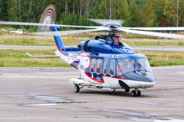 D-HOAC Wiking Helikopter Service AgustaWestland AW139
