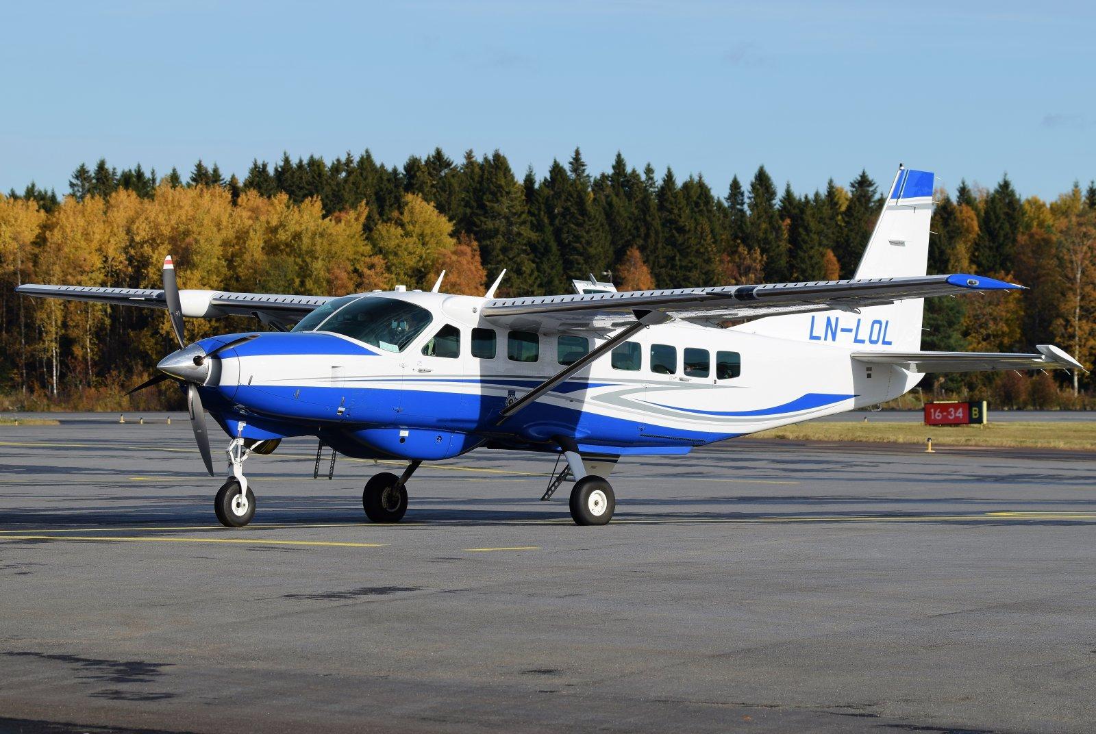 LN-LOL Cessna 208B Grand Caravan EX
