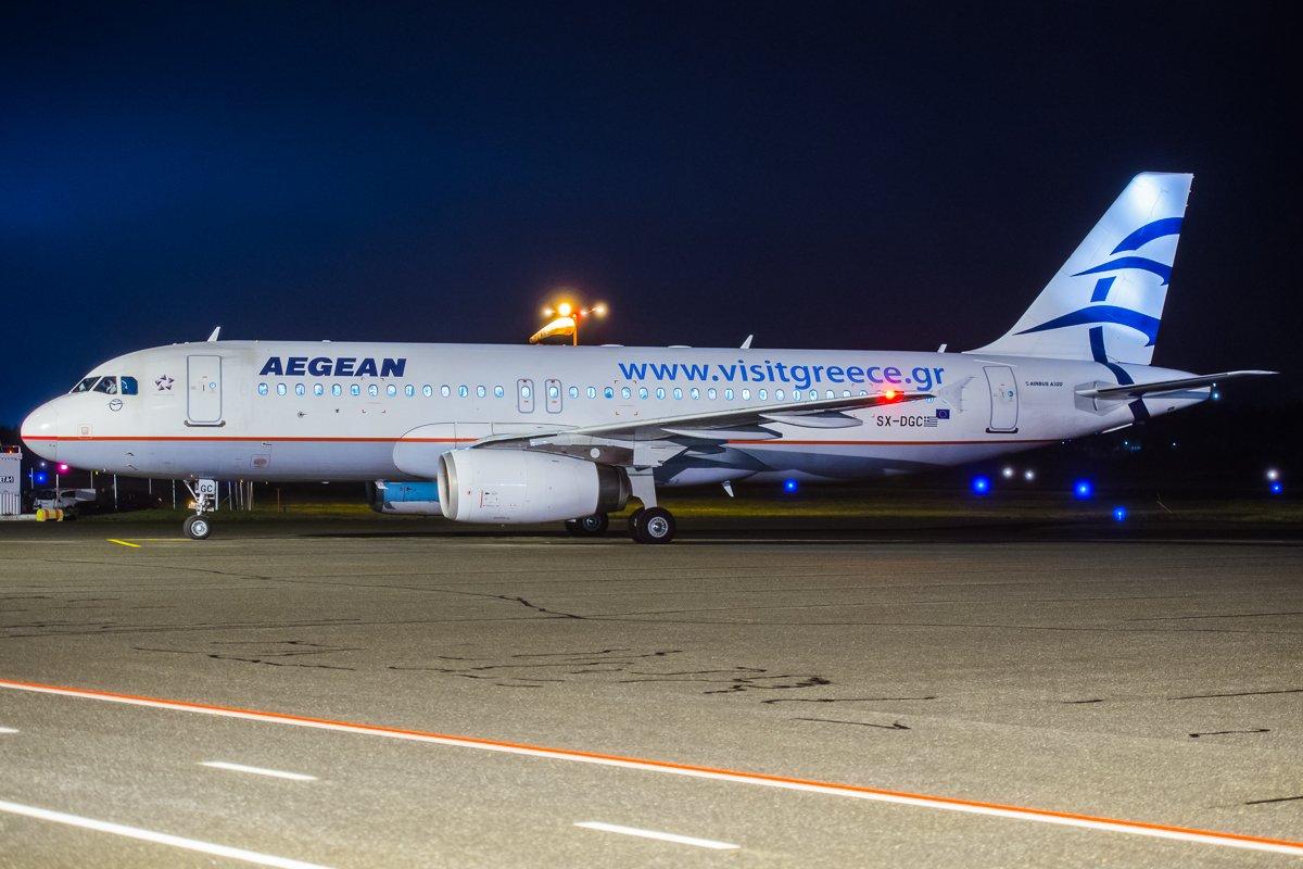 Aegean A320 SX-DGC 21.10