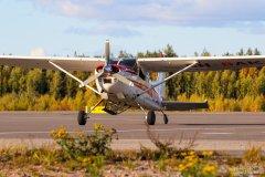 OH-DAK Cessna A185F Skywagon