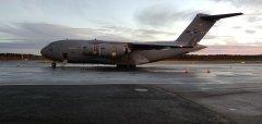 Boeing C-17 Globemaster III SAC