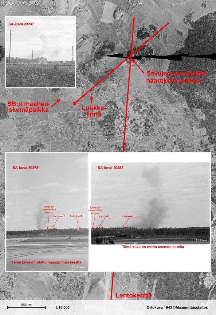 Puistolassa 25.06.1941 palaneen rakennuksen paikannus - Koostekuva.jpg