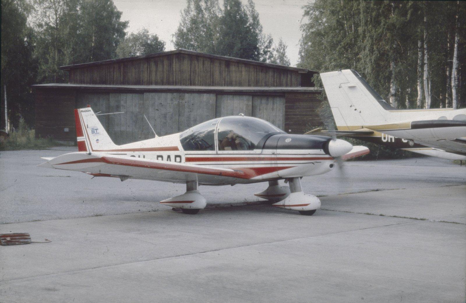 Robin H.B.200/120 Super Club OH-RAB EFKU 1979