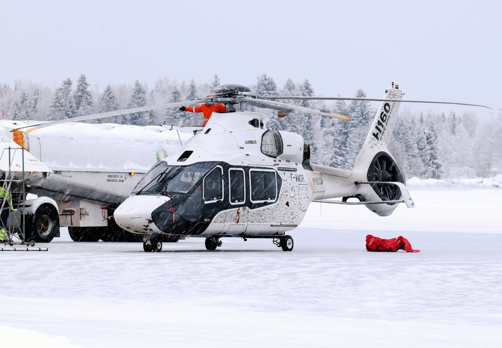 F-WWOR - Airbus Helicopters H160 - 22.1.2019