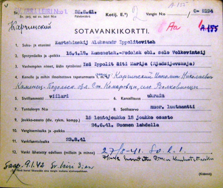 41-06-24 Kartshinskij, 15 AP, saksalaisille, T6863.28.JPG