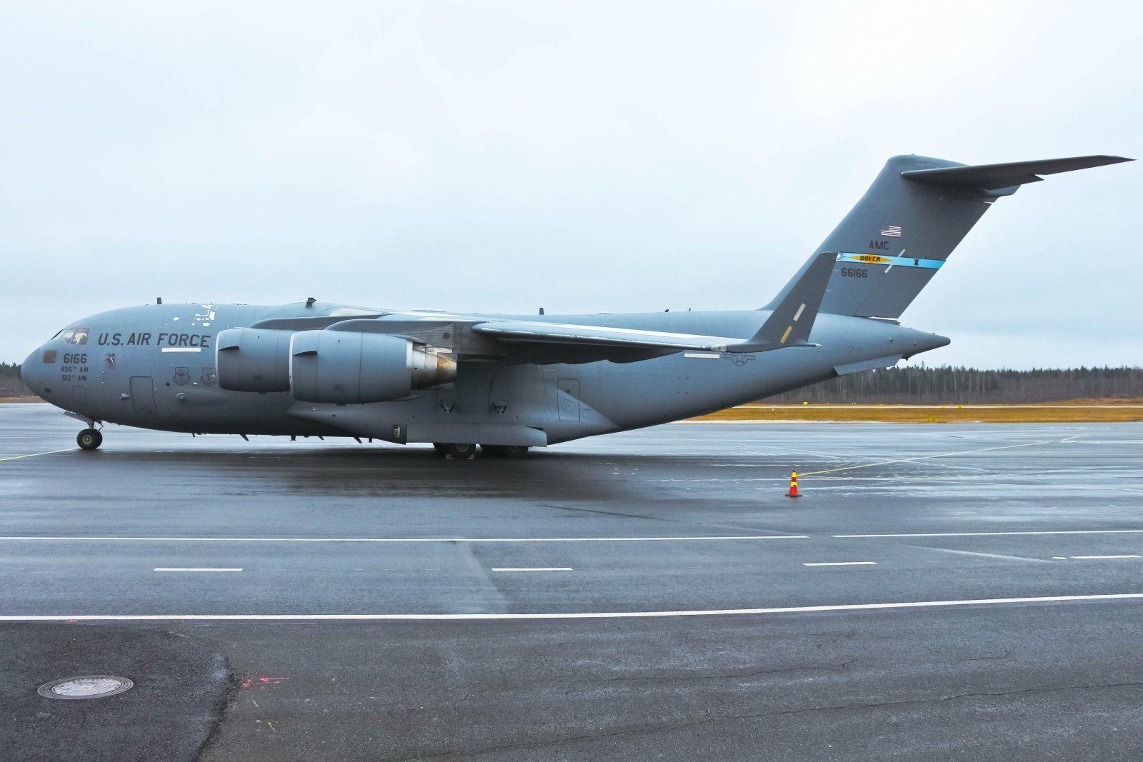 USAF 06-6166 11-12-2018