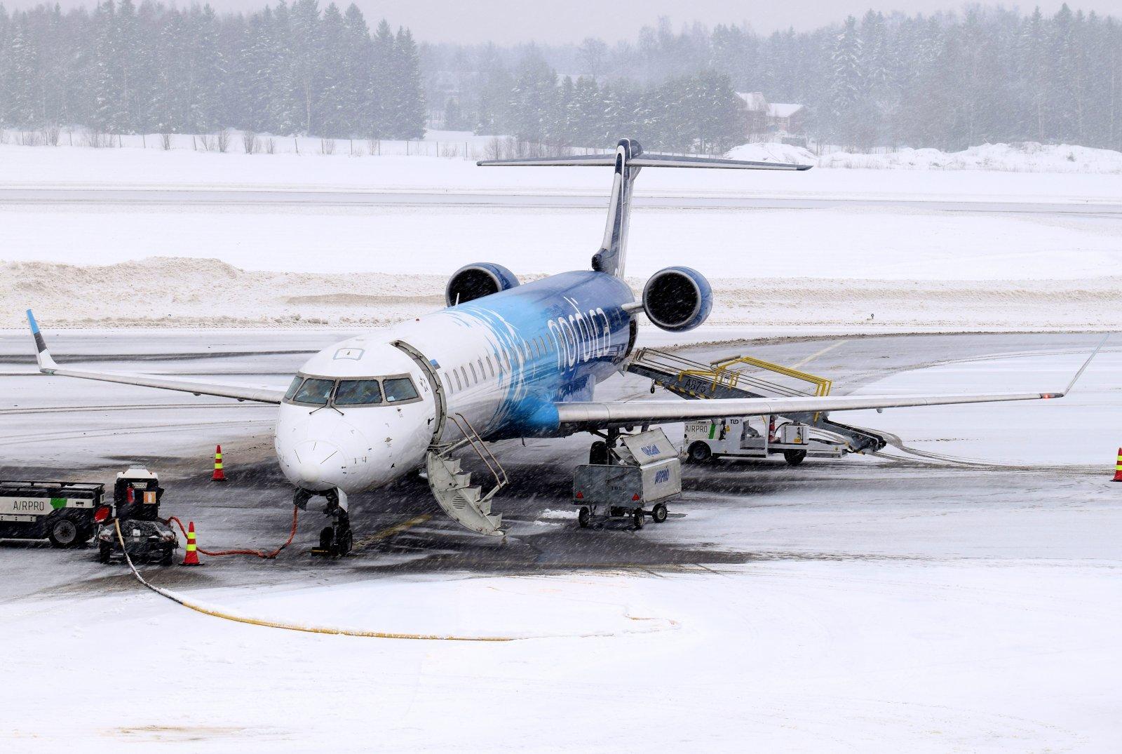 ES-ACG - Bombardier CRJ-900LR