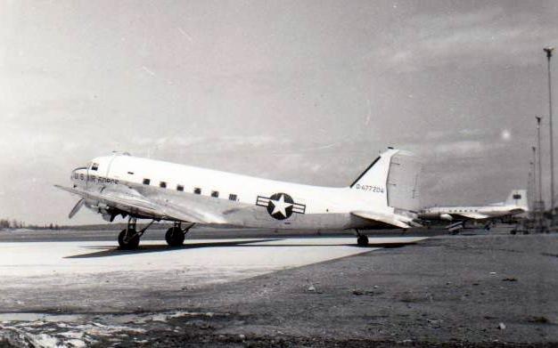 Seutulassa 11.5.1958 US Air Force. ©Severi Lauronen.jpg