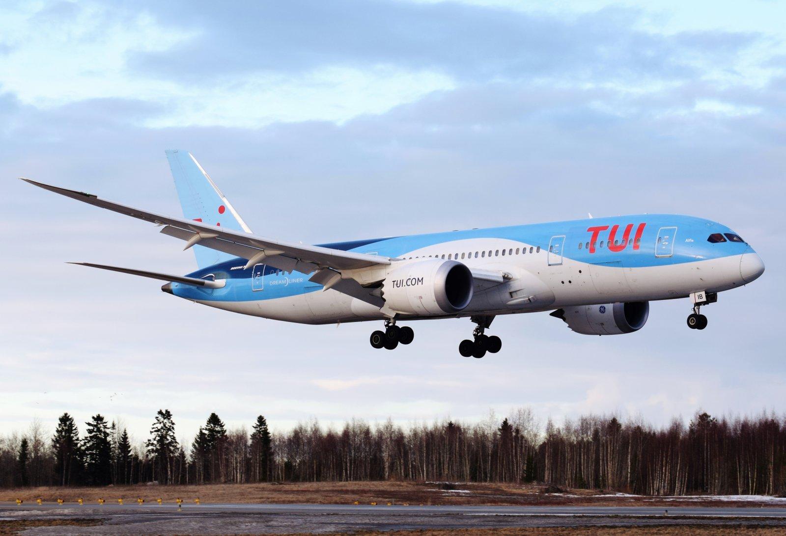 G-TUIB - Boeing 787-8 - 27.3.2019