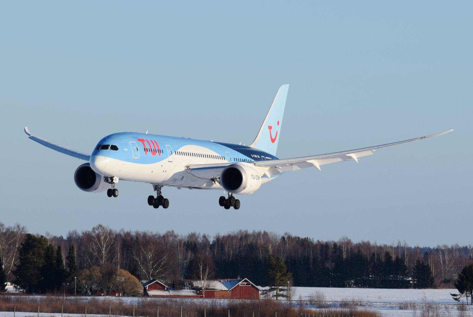G-TUIB - Boeing 787-8 - TUI - 12.3.2019