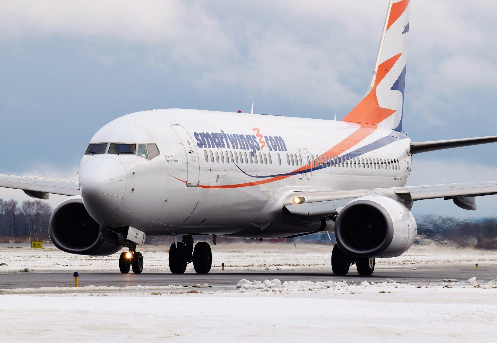 OK-TSF - Boeing 737-8GJ - SmartWings - 15.3.2019