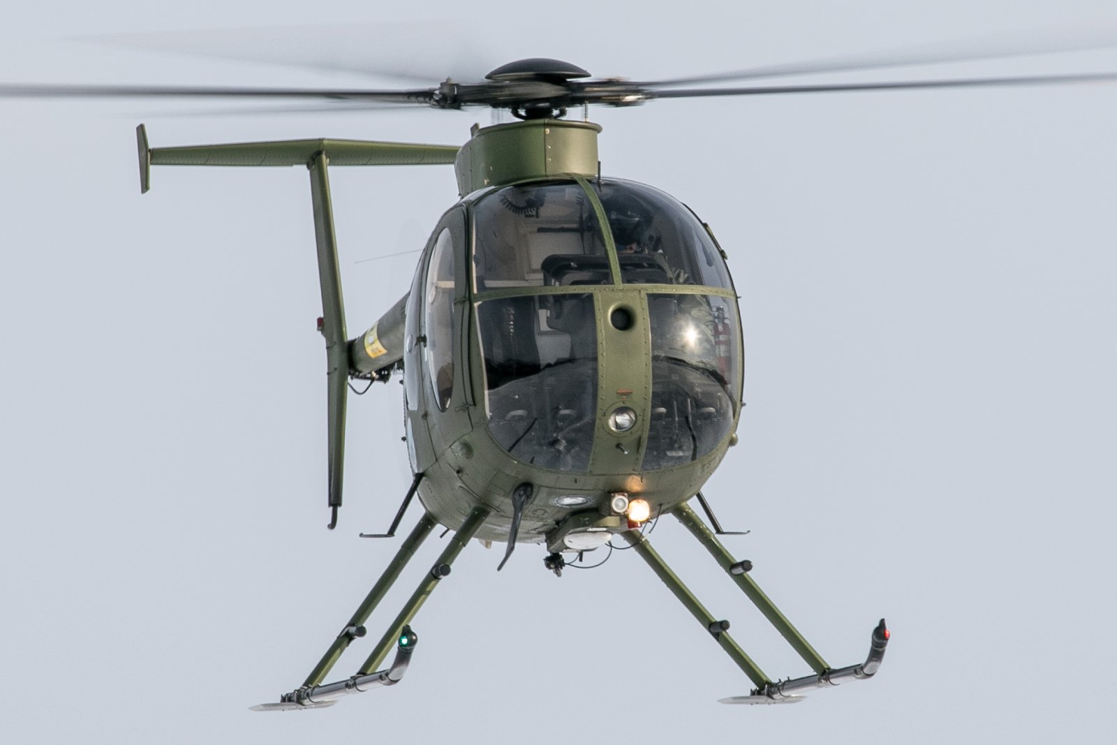 HH-6. Tämä tuli oikein poseeraamaan kun havaitsi minut kuvaamassa, kiitos pilotille.