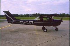 Cessna C150H OH-CCS EFKU 1987-07