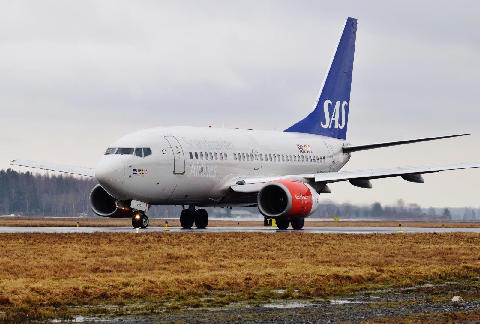 LN-RPG - Boeing 737-683 - SAS - 4.4.2019