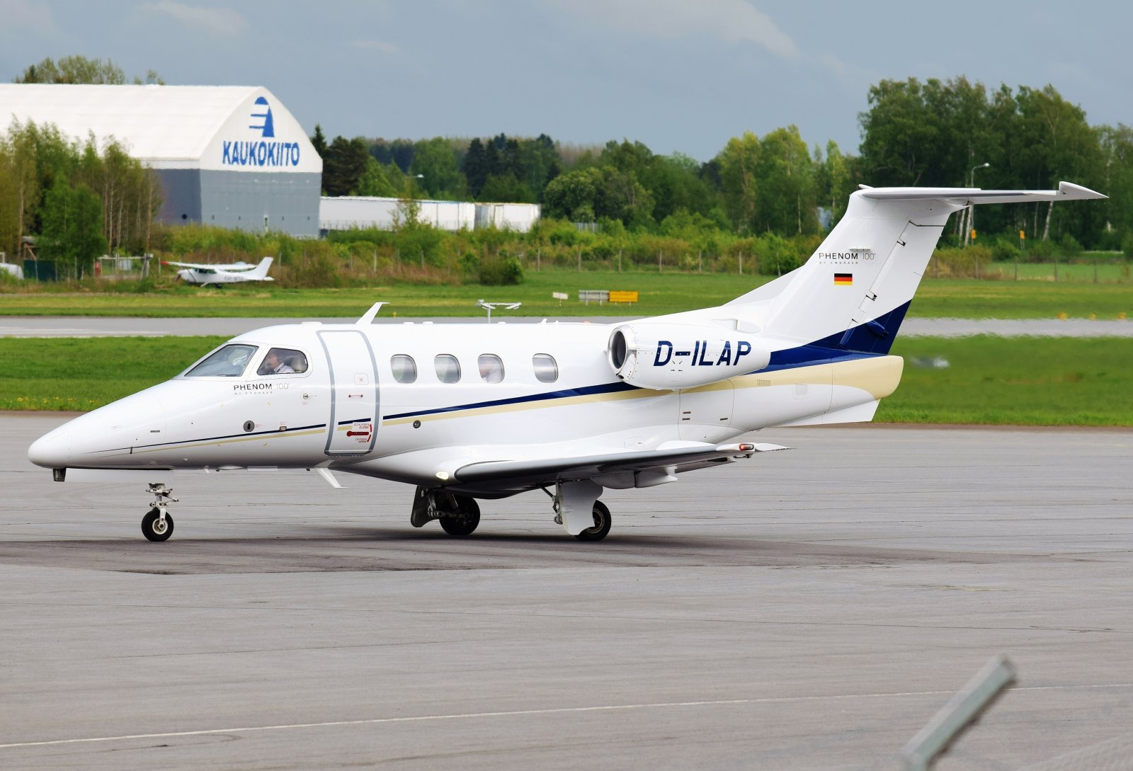 D-ILAP - Embraer EMB-500 Phenom 100 - 28.5.2019
