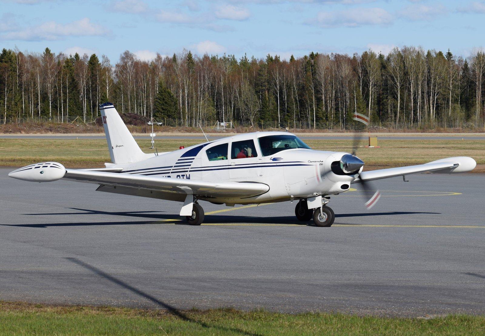HB-OTW - Piper PA-24-250 Comanche - 8.5.2019