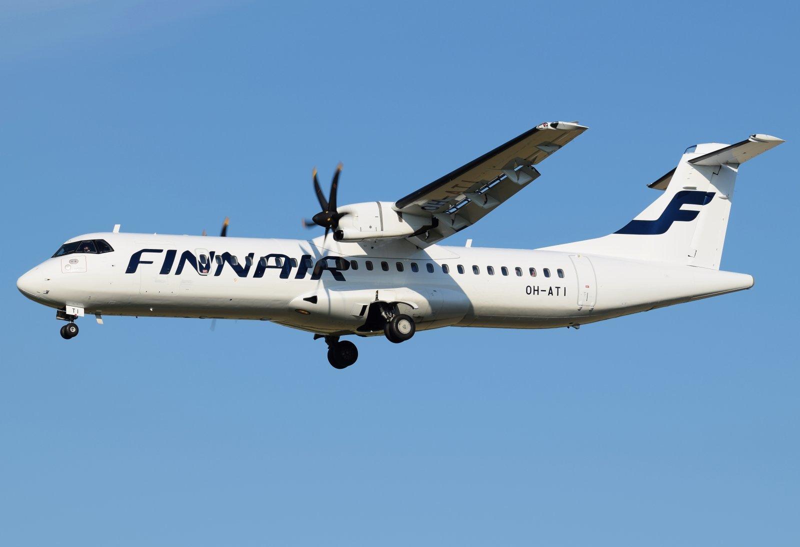 OH-ATI - ATR 72-500 - Finnair - 21.5.2019