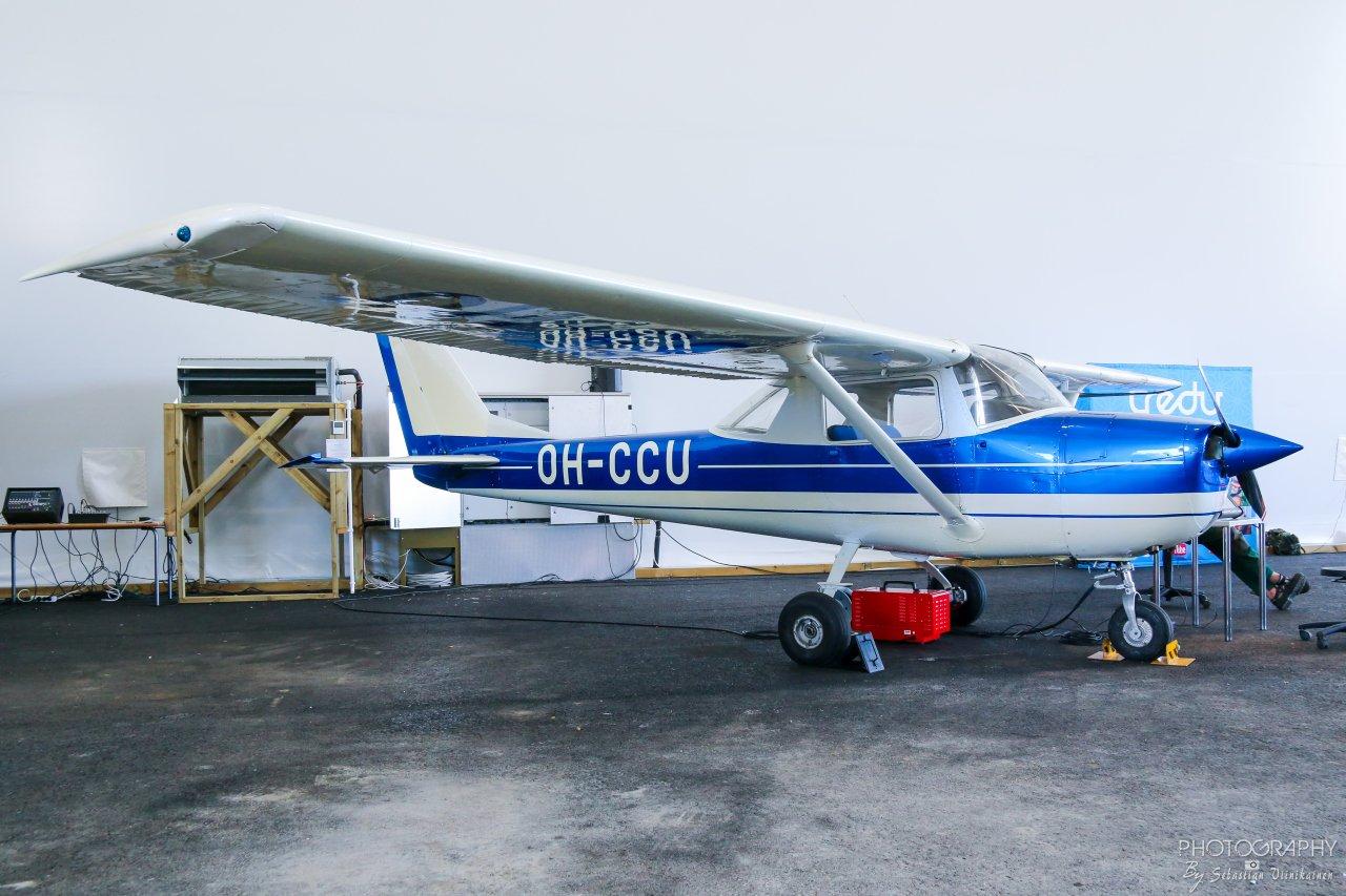 OH-CCU Reims-Cessna F150H