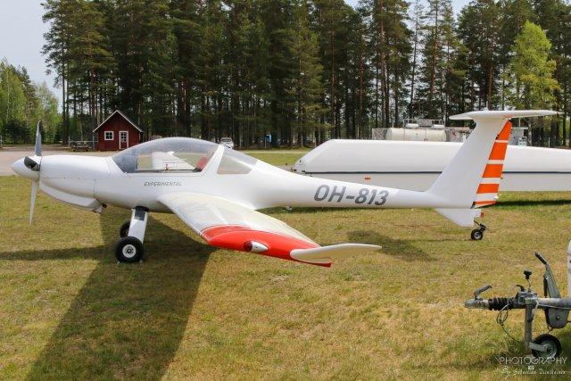 OH-813 Hoffmann H-36 Dimona