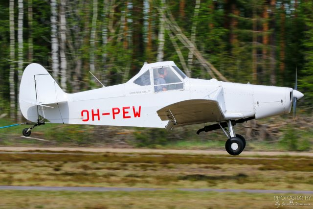 OH-PEW Piper PA-25-235 Pawnee