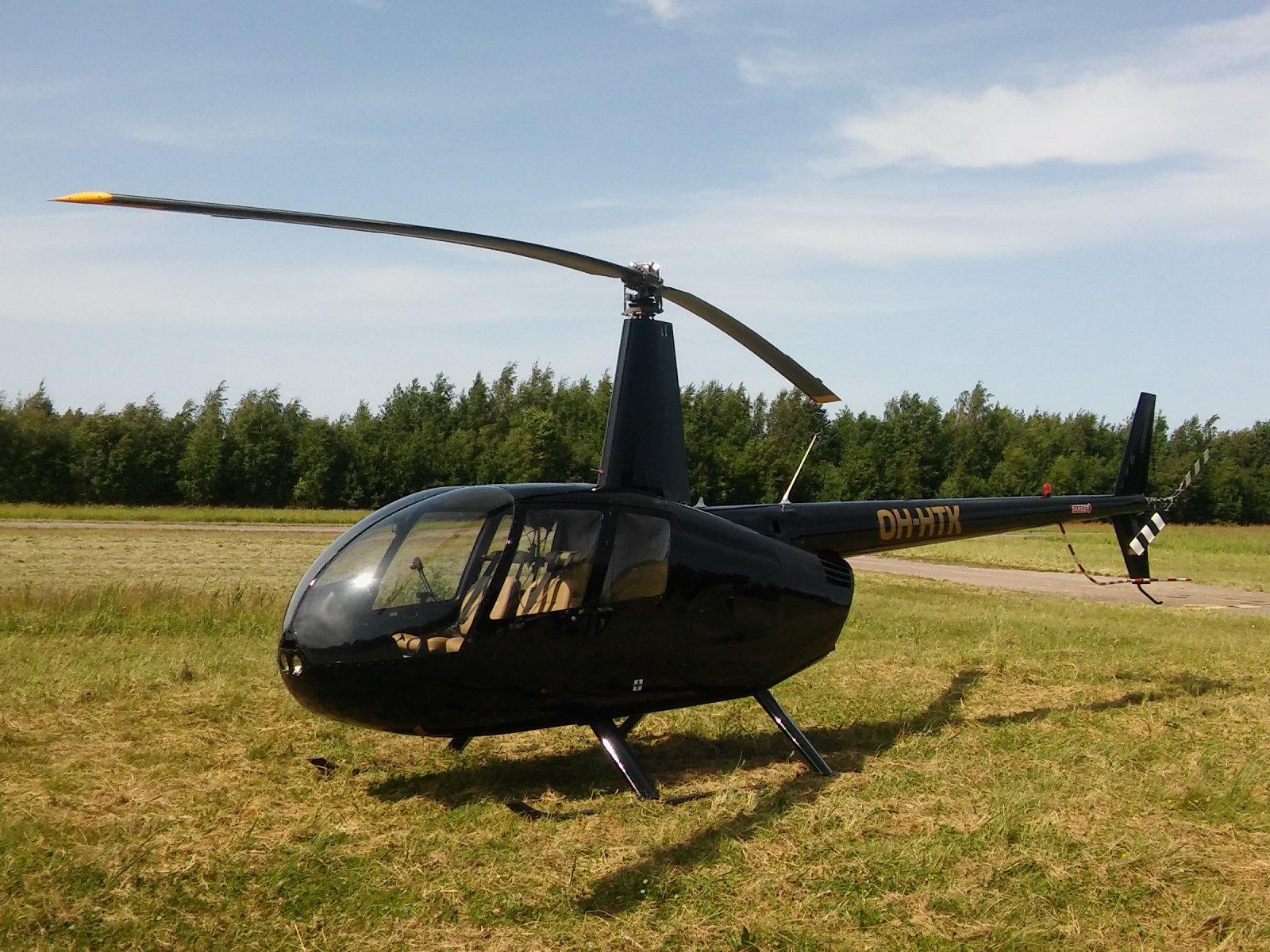 Robinson R44 Raven II OH-HTK EFHN 2019-06-30