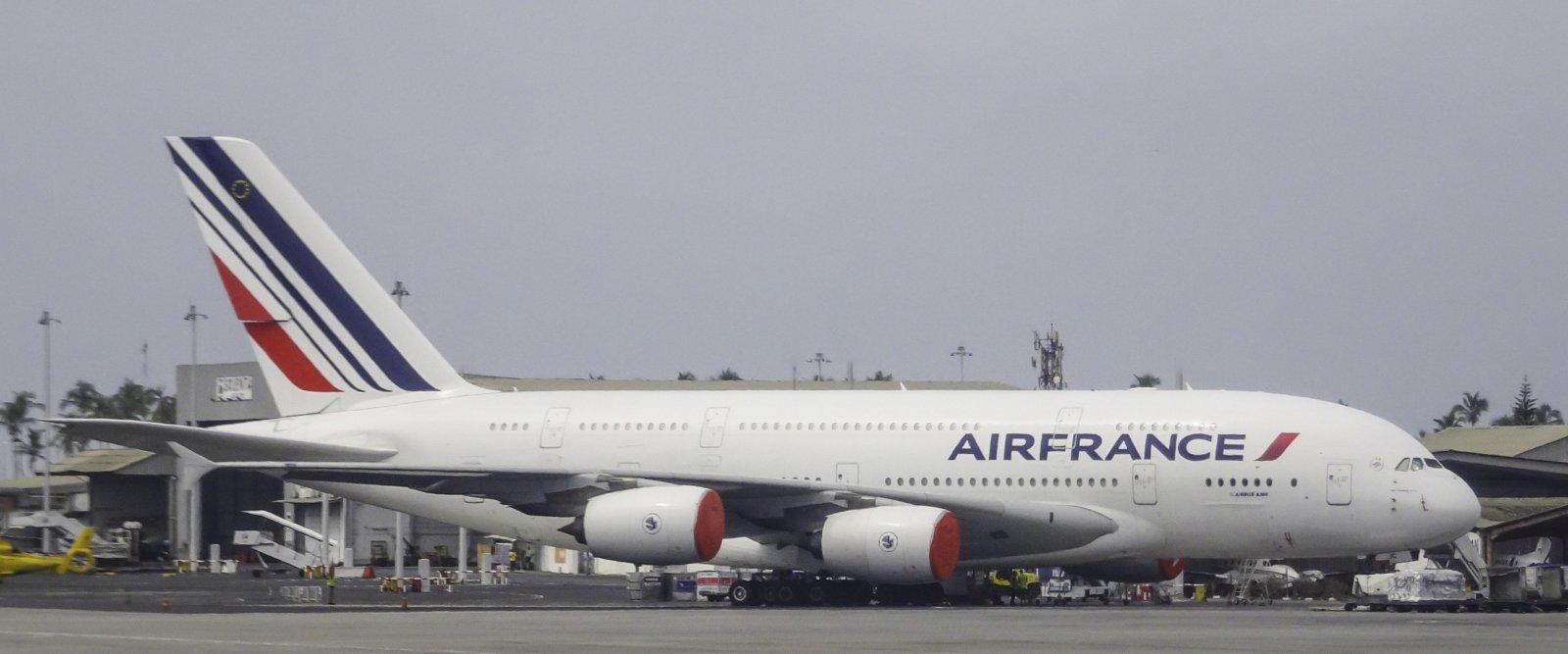 Air France Airbus 380-861 F-HPJC