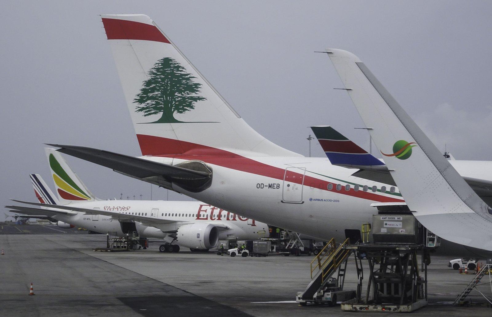 MEA Airbus A330-243 OD-MEB (OD=Libanon)