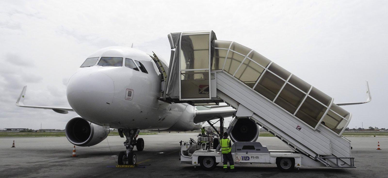 Air Côte d'Ivoire Airbus 320-214 TU-TSW