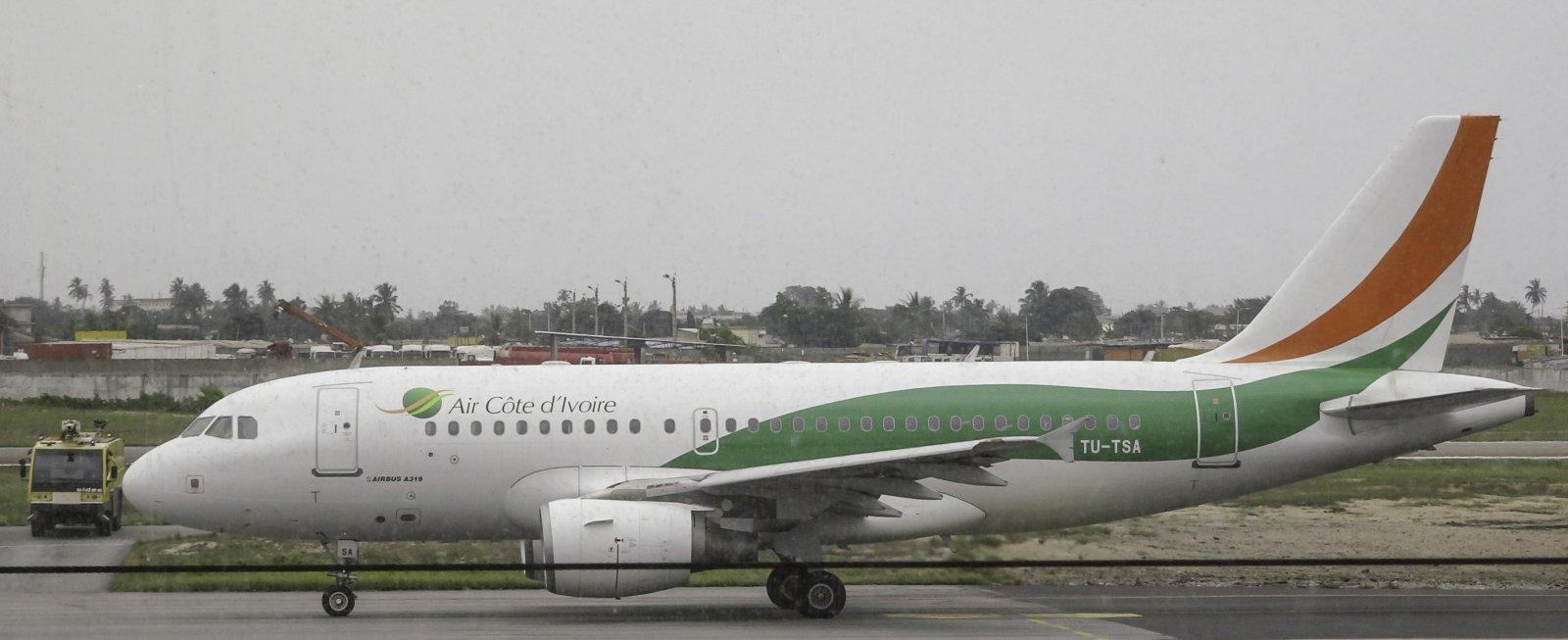 Air Côte d'Ivoire Airbus 319-115LR TU-TSA