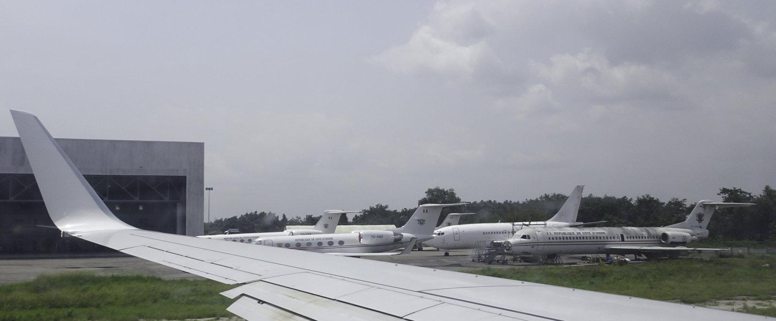 Norsunluunrannikko - Abidjan Félix-Houphouët-Boigny International Airport (ABJ)