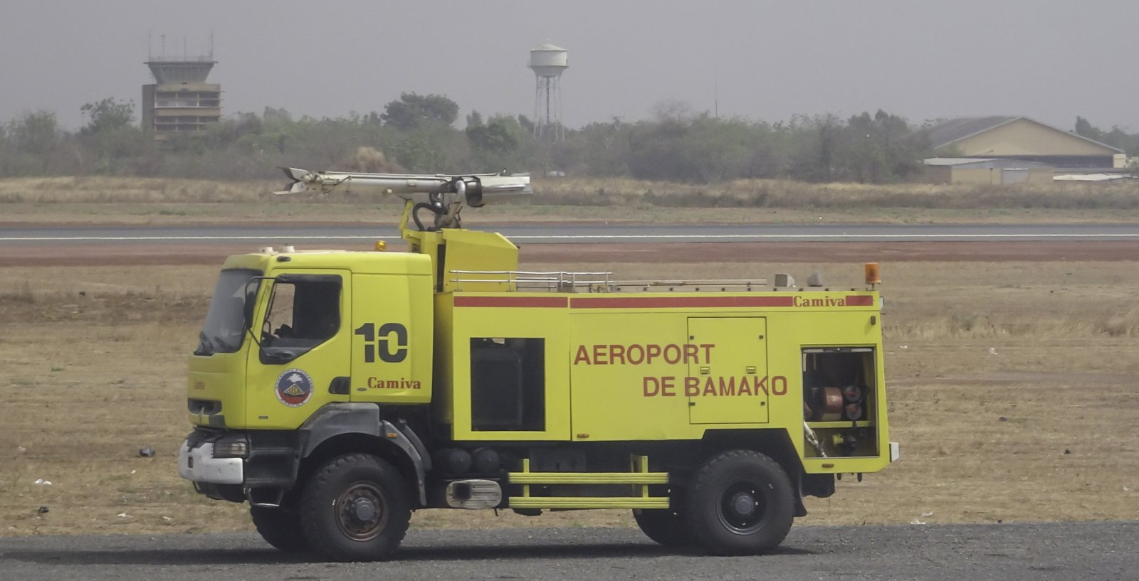Mali - Bamako Modibo Keita International Airport (BKO)