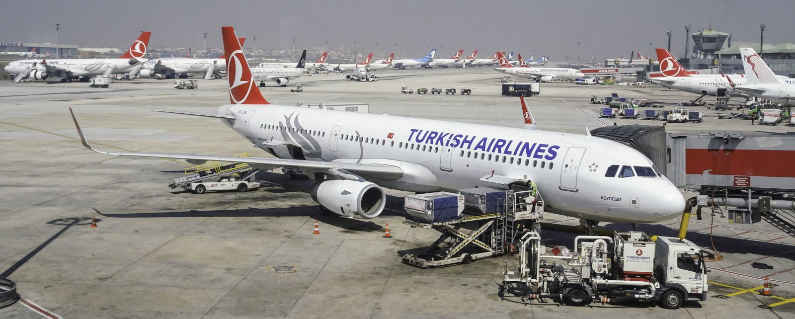 Turkish Airlines Airbus TC-JTN