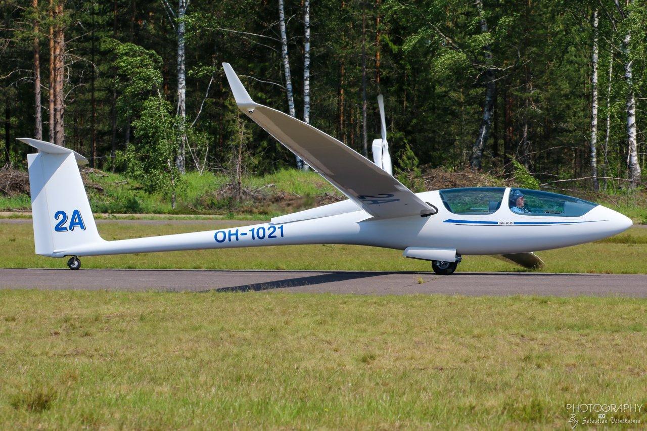 OH-1021 Schleicher ASG 32 Mi, 09.06.2019