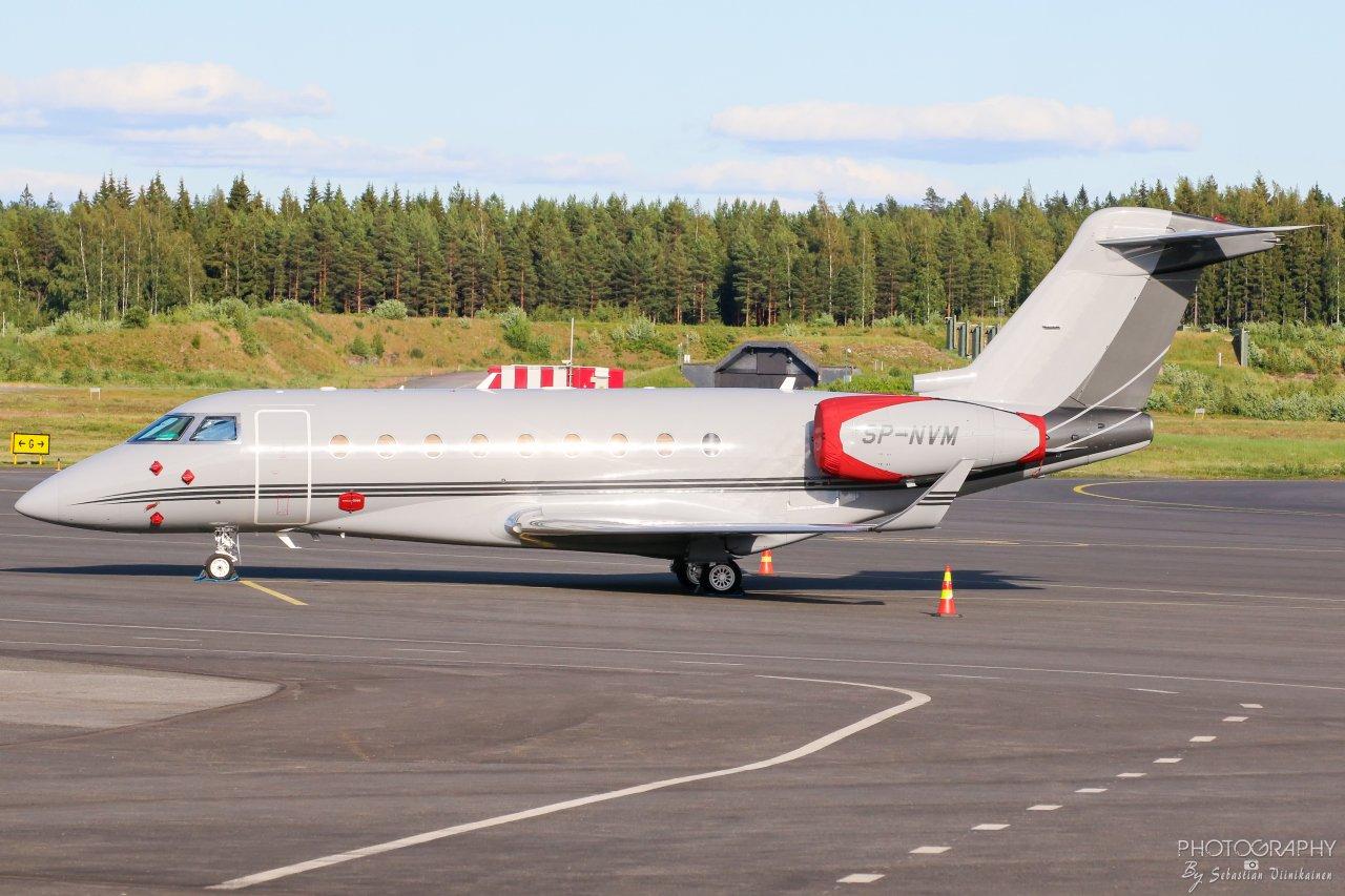 SP-NVM Gulfstream G280, 24.06.2019