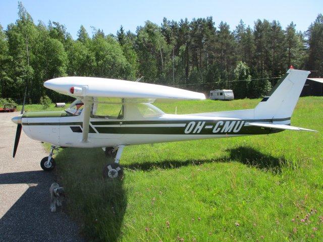 Cessna 152 II OH-CMU EFHN 2019-06-10