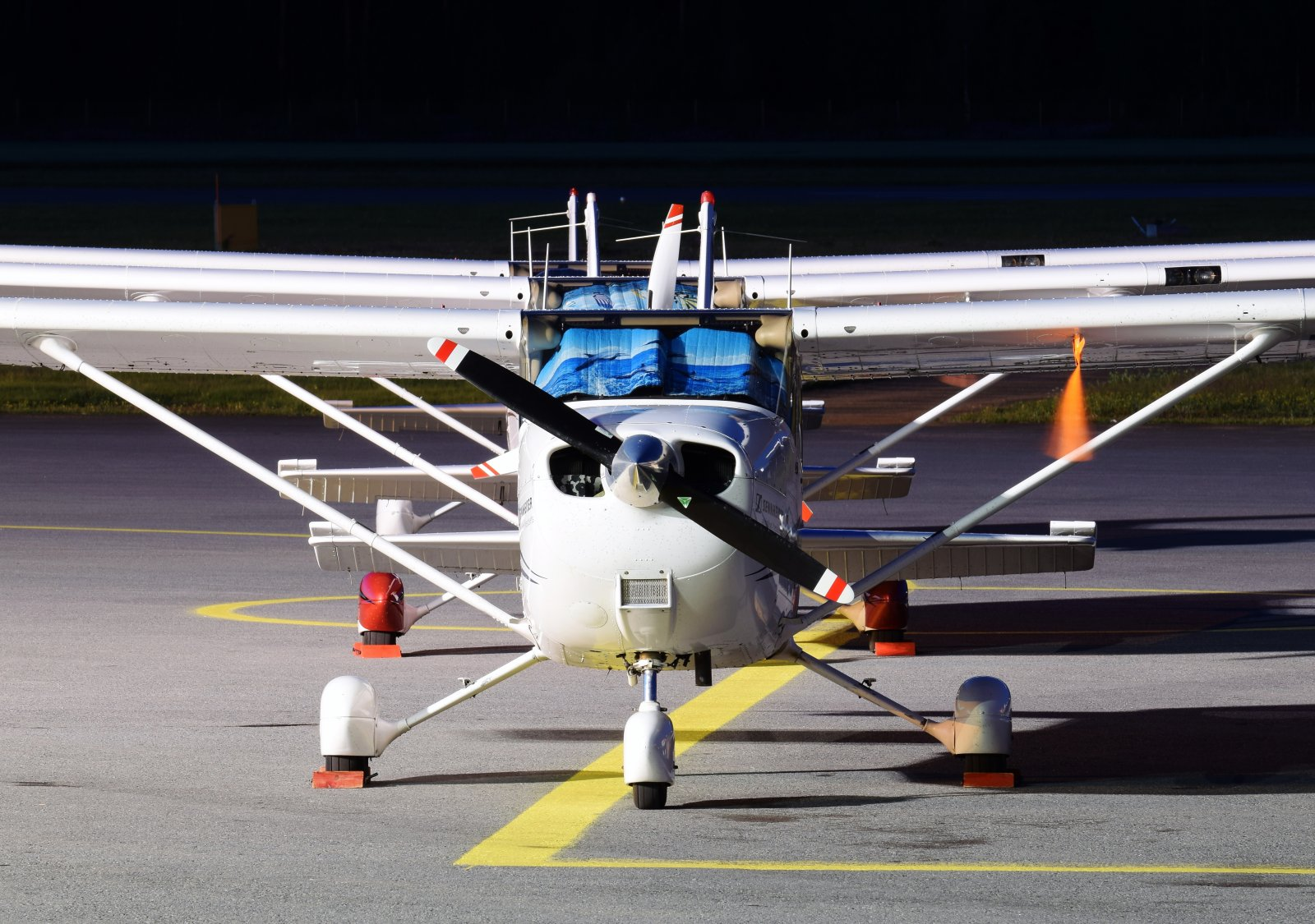 Cessna-kokoonpano