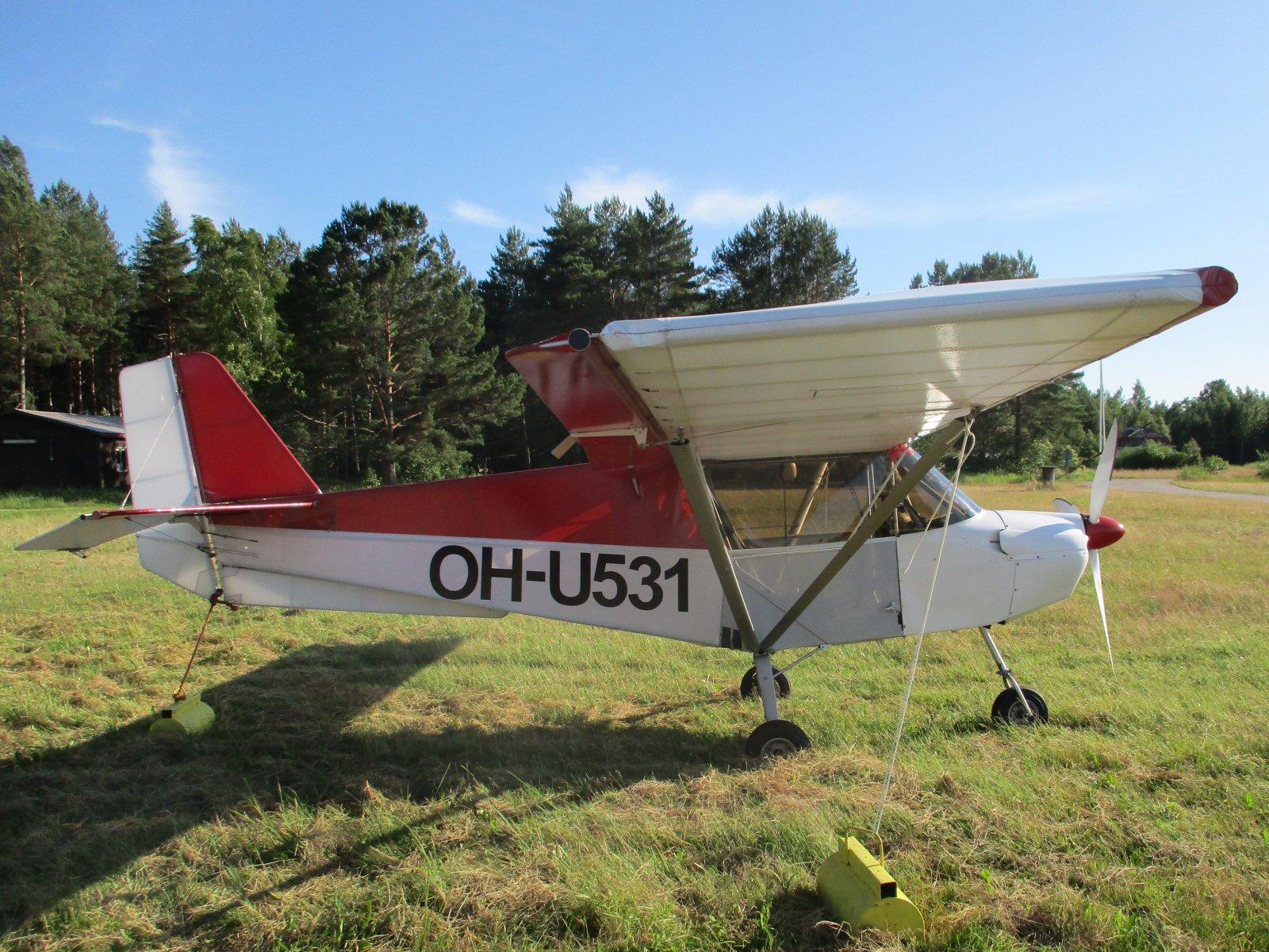 Skyranger V.Max OH-U531 EFHN 2019-06-28
