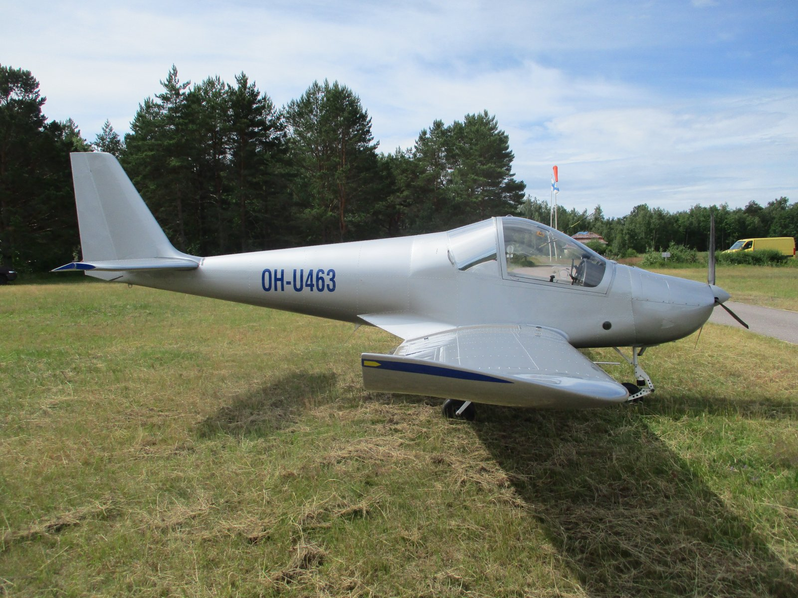 Kappa 77 KP-2U Sova OH-U463 EFHN 2019-06-29