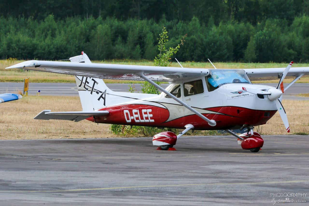 D-ELEE Cessna 172S Skyhawk SP II, 29.07.2019
