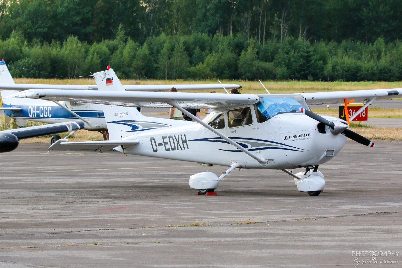 D-EDXH Cessna 172S Skyhawk SP II 29.07.2019