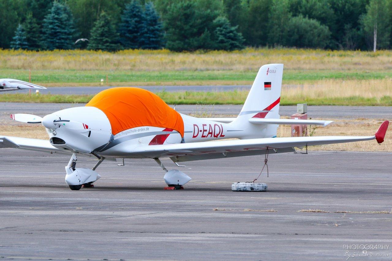 D-EAQL Aquila A 210, 29.07.2019
