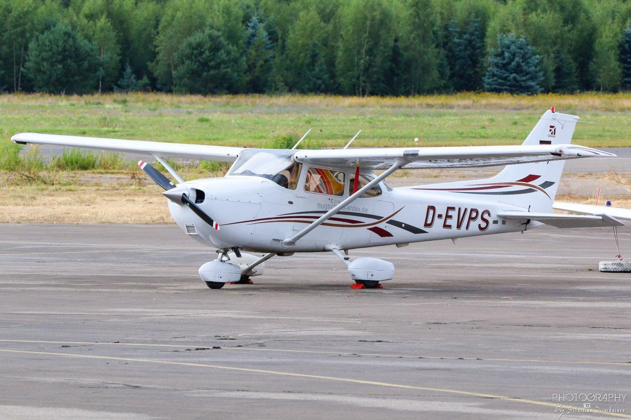 D-EVPS Cessna 172S Skyhawk SP II, 29.07.2019