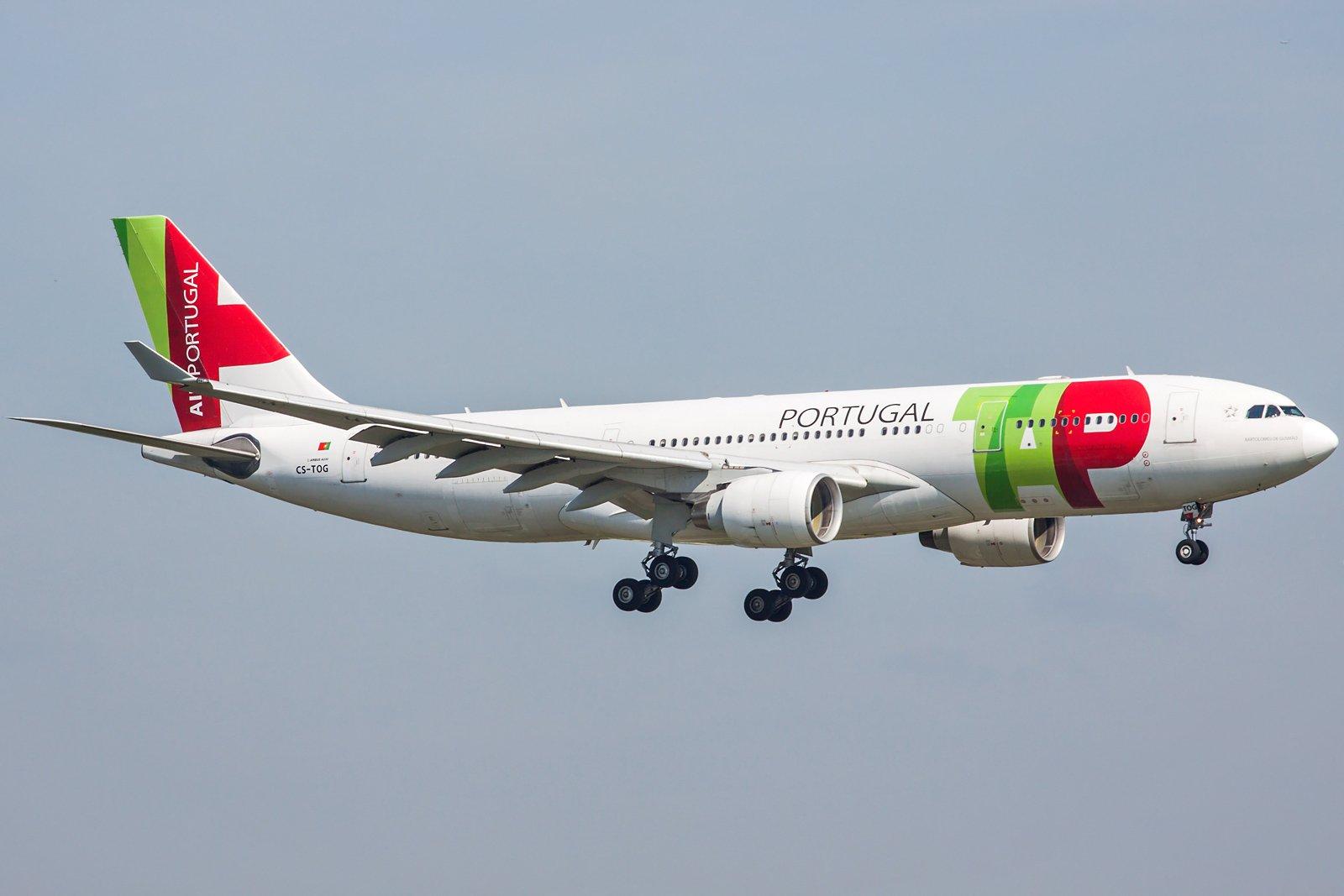 TAP - Air Portugal Airbus A330-223 CS-TOG