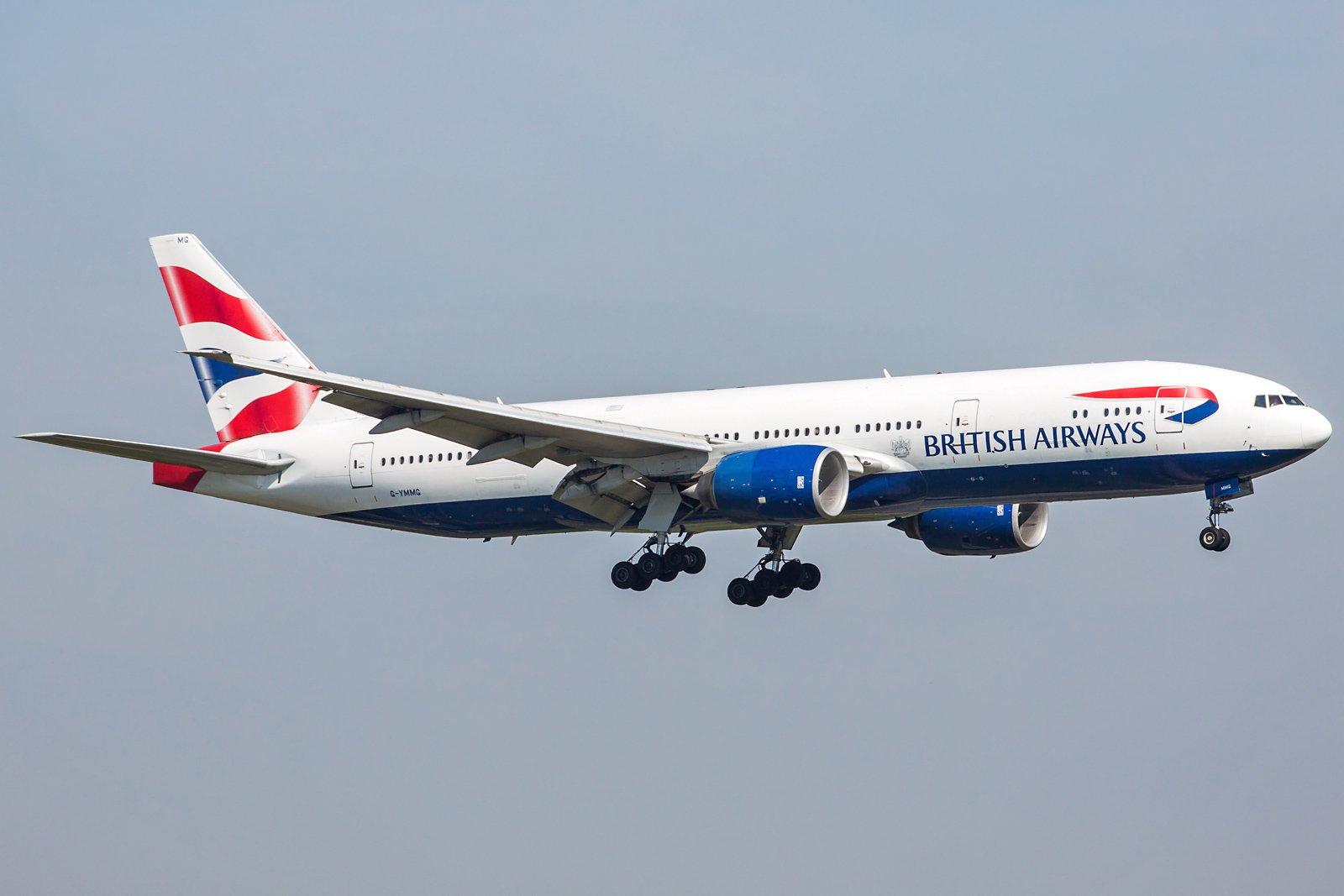 British Airways Boeing 777-236(ER)