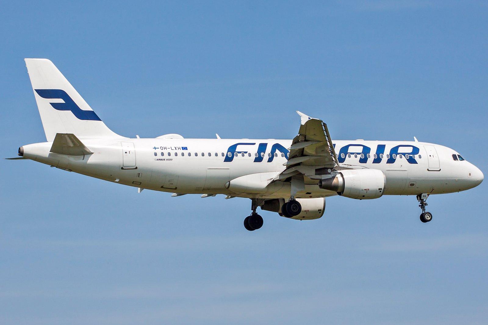 Finnair Airbus A320-214 OH-LXH