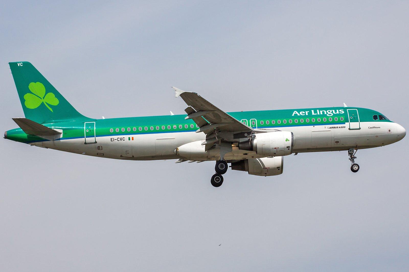 Aer Lingus Airbus A320-214 EI-CVC